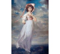 Pinkie by Sir Thomas Lawrence
