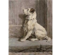 Prodigal Dog by Herbert Dicksee