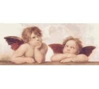 Putti, Sistine Madonna by Raphael