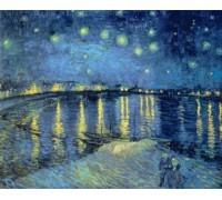 Starry Night II by van Gogh