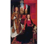 The Annuniciation by Follower of Rogier van der Weyden