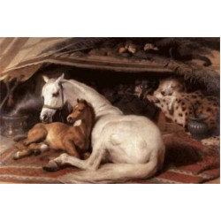 Fine Art 1830 - 1900 by Scarlet Quince