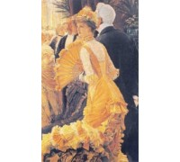 The Ball by Tissot