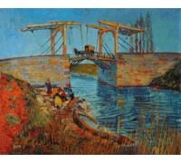 The Bridge at Langlois by van Gogh
