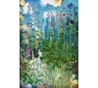 The Flowers by Jessie Willcox Smith