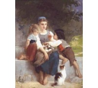 The New Pets by Emile Munier