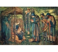 The Star of Bethlehem by Edward Burne-Jones