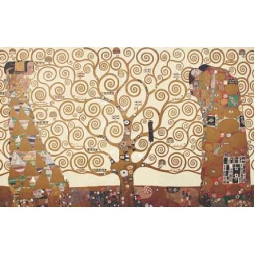 The Tree of Life by Gustav KlimtScarlet Quince Art Nouveau Kits