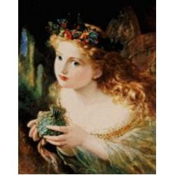 Pre-Raphaelite Art by Scarlet Quince
