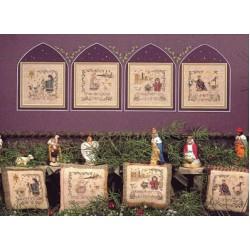Christmas Charts by Shepherds Bush