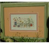 Autumn Garden Chart - 02-2667