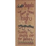 Button Angel Chart - 97-2073