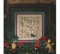Deck the Halls Chart - 04-3141
