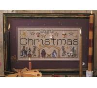 Joyful Christmas Chart - 99-2142