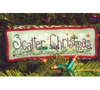 Scatter Christmas Chart - 08-2383