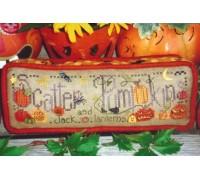 Scatter Pumpkins Chart - 08-2371