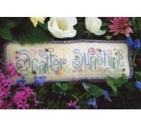 Scatter Sunshine Chart - 08-1967