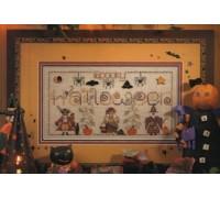 Spooky Halloween Chart - 01-1990
