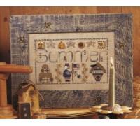 Summer Chart - 98-1644