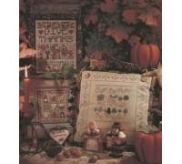 Thanksgiving Folio Chart - 7951