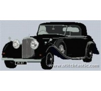 1930s Bentley - SKU KAS-0154-K - 14ct
