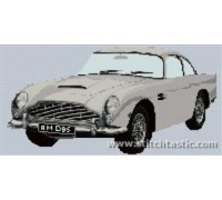 Aston Martin DB5 - SKU KAS-9145-K - 14ct