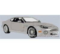 Aston Martin DB7 - SKU KAS-4655-K - 14ct