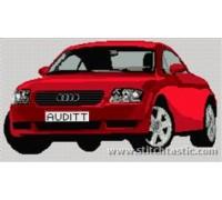 Audi TT - SKU KAS-0721-K - 14ct