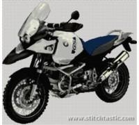 BMW 2005 GS 1150 Adventure Motorcycle - SKU KAS-5518-K - 14ct