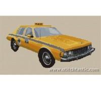Chevrolet Caprice NY Taxi - SKU KAS-0068-K