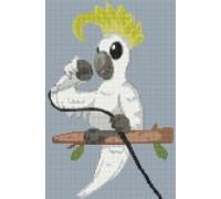 Cockatoo Caricature - PET-0106-K