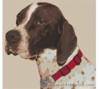 English Pointer Dog - SKU NAT-0005-K - 14ct