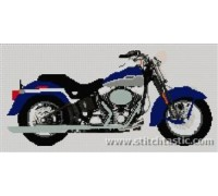 Harley Davidson Softtail Springer - SKU KAS-3294-K - 14ct