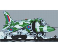 Harrier Jump Jet - KRT-0210-K