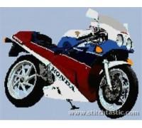 Honda VFR400 NC30 Motorcycle - SKU KAS-8484-K - 14ct