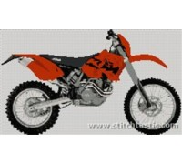 KTM 450 Exec 2003 Motorcycle - SKU KAS-8277-K - 14ct