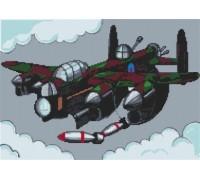 Lancaster Bomber - KRT-0243-K