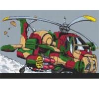 Longbow Helicopter - KRT-0222-K