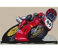 Racer 99 Caricature - KRT-0201-K