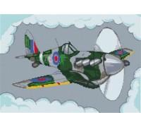 Spitfire Aeroplane - KRT-0246-K