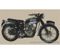 Triumph Trophy Motorbike - SKU KAS-1111-K - 14ct
