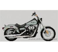 Harley Davidson 2007 Street Bob - SKU KAS-6325-K - 14ct