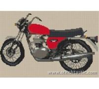 Triumph Thunderbird Motorcycle - SKU KAS-1040-K - 14ct