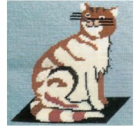 Cat Tapestry by Susan Lethbridge