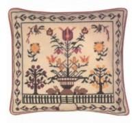 Garden Tapestry Sampler - Printed