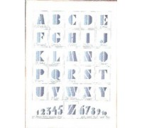 ABC Alphabet Sampler - 1089J - 28ct