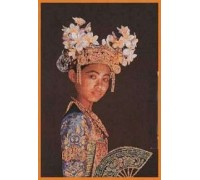 Balinese Dancer - Brown Evenweave - 948J - 20ct