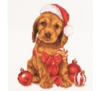 Christmas Puppy - 730