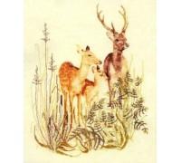 Deer Cross Stitch