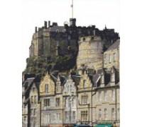 Edinburgh Castle by Thea Gouverneur
